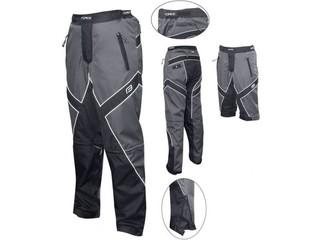 Kalhoty-kraťasy Force FREERIDER KOMBI